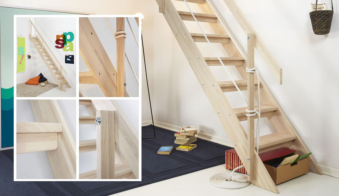 Stairs And Contemporary Staircases Online | Fontanot UK